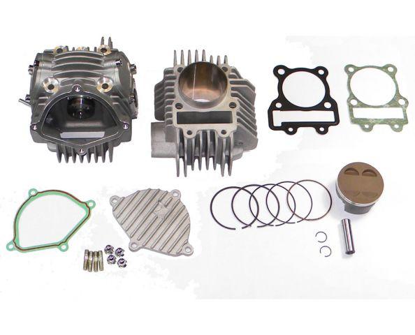 4 ventil kit f r yx 150cc 160cc zylinder zylinderkopf pit. Black Bedroom Furniture Sets. Home Design Ideas